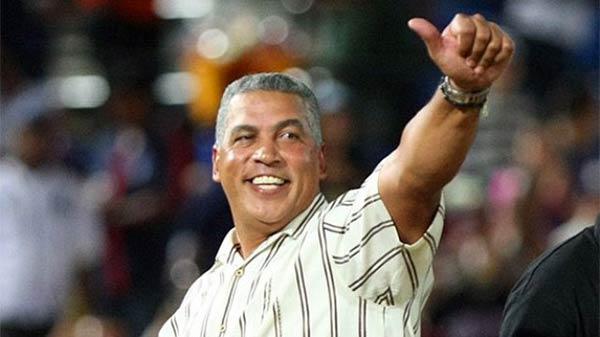 Andrés Galarraga, ex grandeliga |Foto cortesía