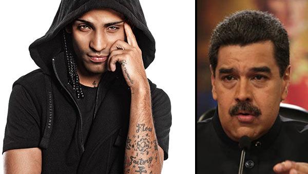 Arcangel dice que pueder ser mejor presidente para Venezuela | Fotomontaje Notitotal