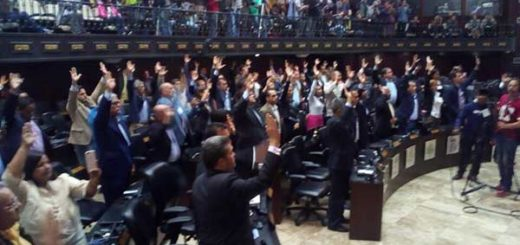 Asamblea Nacional |Foto: @AsambleaVe