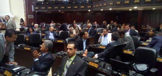 AN inicia debate sobre casos de represión cometidos por los cuerpos de seguridad del Estado | Foto: @AsambleaVe