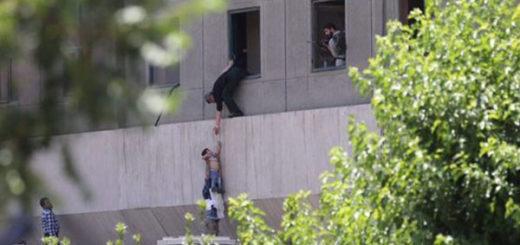 Doce víctimas mortales deja doble atentado en Teherán | Foto: AFP