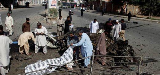 El atentado dejó al menos 9 muertos |Foto: Reuters