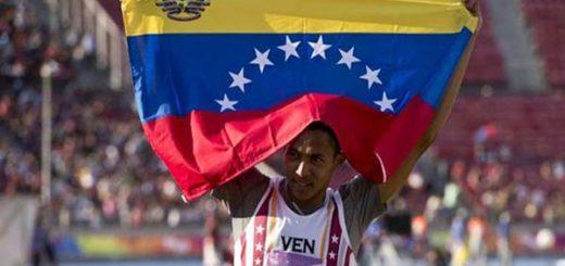 Eure Javier Yánez, atleta venezolano |Foto: @rvinforma