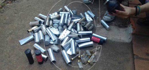 Gobierno sigue importando bombas lacrimógenas |Foto: Correo del Caroní