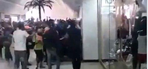 Ciudadanos persiguieron a una empleada del CCT al confundirla con Marlene De Andrade |Captura de video