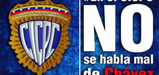 CICPC reprocha acciones de piloto Oscar Pérez |Foto: @PRENSACICPC