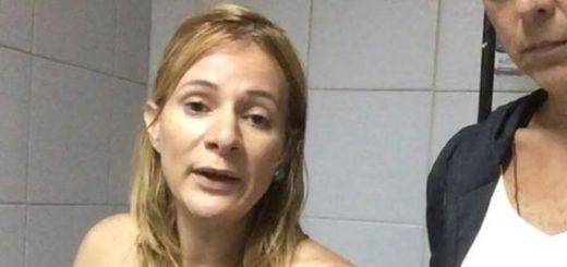 Mujer agredida en el CCCT |Captura de video