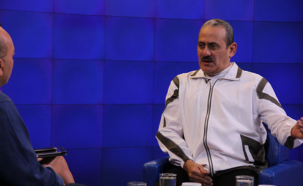 Ministro del Despacho de la Presidencia, Carlos Osorio   Foto: @VTVcanal8
