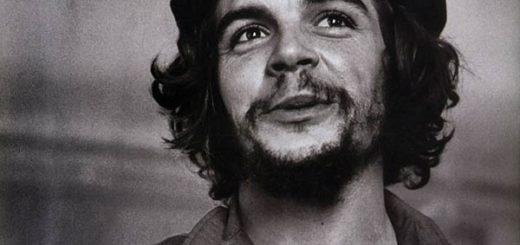 Ché Guevara, líder gerrillero| Foto cortesía