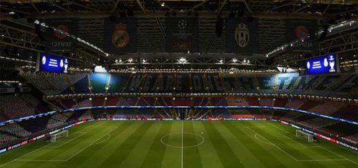 Juventus y el Real Madrid se enfrentan por la Champions  Foto cortesía