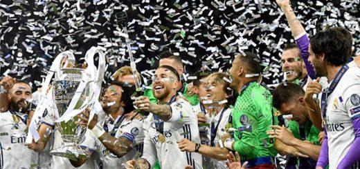 Real Madrid, 12 veces campeones de la Champions |Foto: EFE