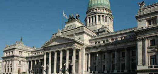 Palacio del Congreso Legislativo de Argentina |Foto: Cadena3