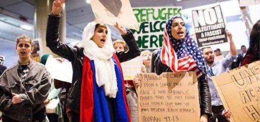 Se ordena veto migratorio a personas de 6 países de Oriente Medio |Foto: Getty Images
