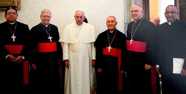 Papa Francisco analizará crisis de Venezuela con obispos y cardenales | Foto: Cortesía