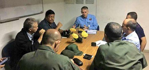 Por esta razón el Gobierno ordenó intervenir la Policía del estado Miranda | Foto: @Visipol_MIJP