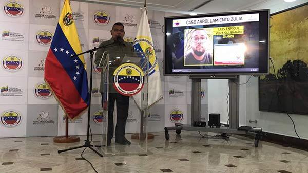Néstor Reverol, Ministro de Interior, Justicia y Paz | Foto: Twitter