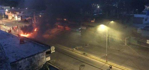 Confirman muerte de joven de 17 años herido de bala durante protesta en Aragua