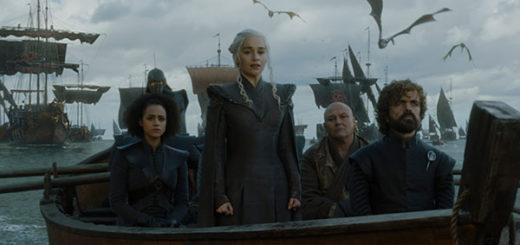 Muestran en España imágenes inéditas de la 7° temporada de Game of Thrones | Créditos: HBO