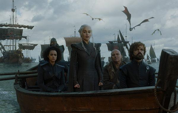 Muestran en España imágenes inéditas de la 7° temporada de Game of Thrones   Créditos: HBO