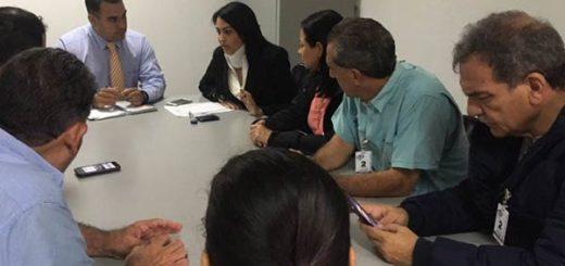 Diputada Delsa Solórzano tras agresión de la GNB |Foto: Twitter