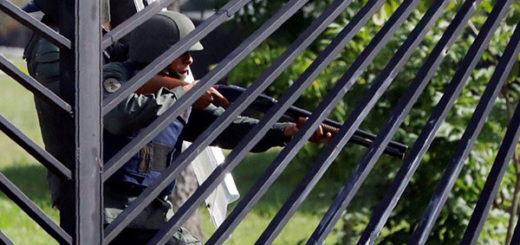 Arli Cleiwi Méndez Teran, Sargento Primero de la Fuerza Área   Foto: vía Twitter