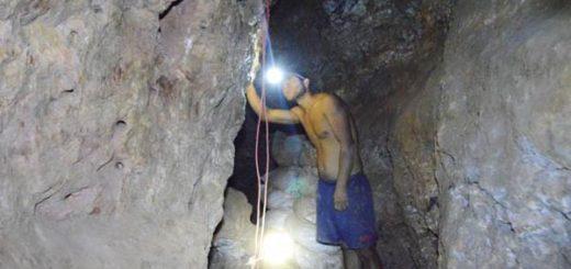 Minero de El Callao |Foto: Correo del Caroní