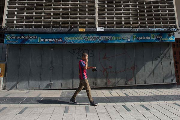 El sector empresarial rechaza los ataques del Gobierno de Maduro |Foto: EFE