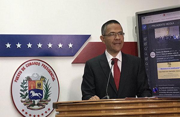 Gobierno condenó ataques armados al Min del Interior y al TSJ | Foto: @VillegasPoljak
