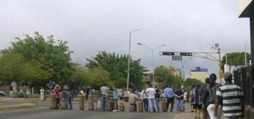 Persiste la escasez de gas doméstico en Táchira |Foto Twitter