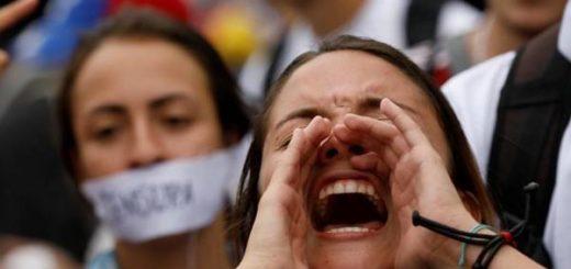 Oposición marchará este 24 de junio para enviar mensaje a la FAN |Foto: Reuters