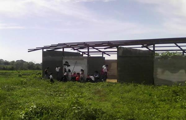 Las pésimas condiciones que tienen algunos niños en Barinas  Foto: El Nacional