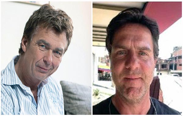 Periodistas holandeses secuestrados por el ELN   Crédito: Infobae