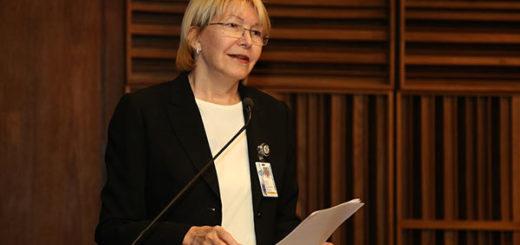 Luisa Ortega Díaz, Fiscal General de la República | Foto: @lortegadiaz