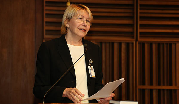 Luisa Ortega Díaz, Fiscal General de la República | Foto: archivo