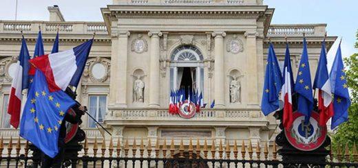 Cancillería de Francia |Foto cortesía