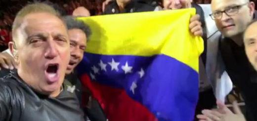 Franco De Vita homenajeó a los venezolanos que luchan por la libertad desde Puerto Rico | Captura de video