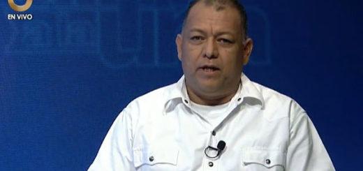 El alcalde del municipio Bolívar, del estado Aragua, Freddy Arenas | Captura de video