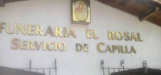 Familiares despiden a David Vallenilla |Foto: El Nacional