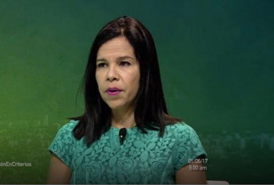 Ex defensora del pueblo, Gabriela Ramírez |Foto: Captura de video