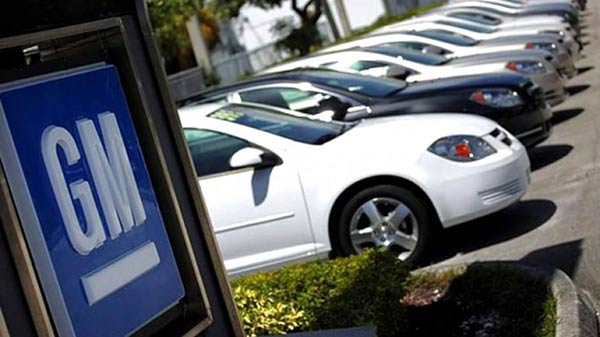 General Motors paraliza sus operaciones  Foto: El Nacional