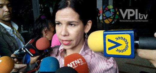 Exdefensora Gabrierla Ramírez denuncia amenazas por oponerse a la Constituyente | Foto: @VPITV