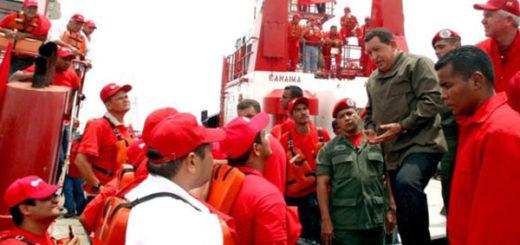 El polémico legado de las expropiaciones petroleras ordenadas por Chávez | Foto: Min. Comunicación
