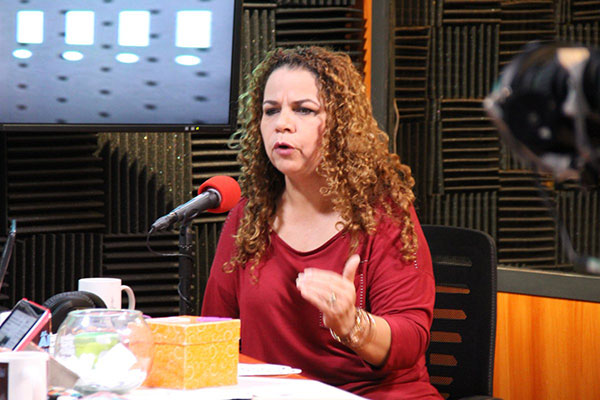 Iris Varela | Foto: @VTVCanal8