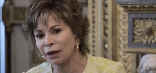 Isabel Allende habla sobre la crisis en Venezuela | Captura de video