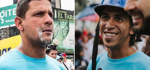 Javier Chirinos y Marcos Aponte, dirigentes de Vente Venezuela | Composición