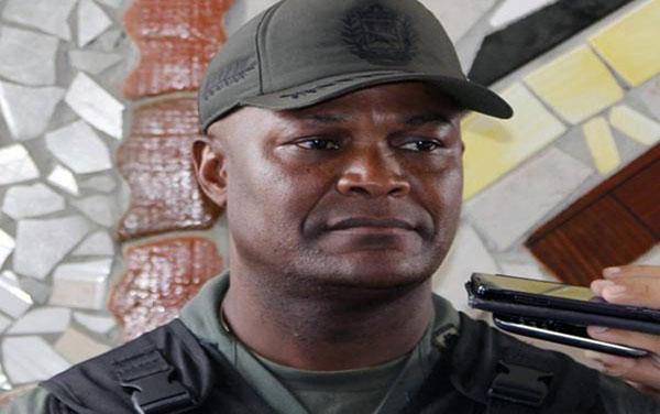 Jesús Suárez Chourio, nuevo Comandant General del Ejército   Créditos: El Cooperante