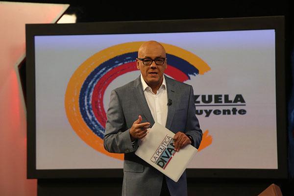 Jorge Rodríguez | Foto: @PoliticaDivan