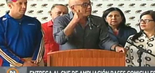 Gobierno solicitó referendo consultivo para proyecto de la Constituyente | Captura de video