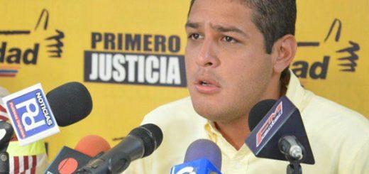José Manuel Olivares, diputado  a la Asamblea Nacional |Foto: Nota de prensa