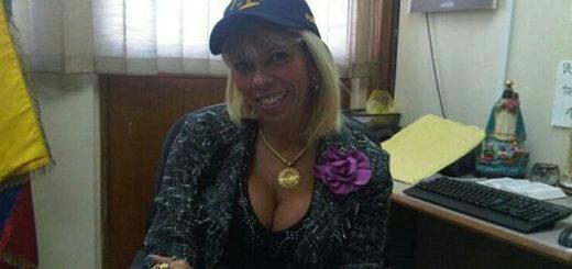Evelyn Borrego, juez de de la Corte de Apelaciones del Circuito Penal del Área Metropolitana   Créditos: @VVSinMiedo